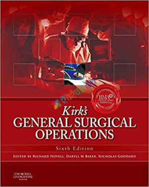 Kirk's General Surgical Operations (Color)