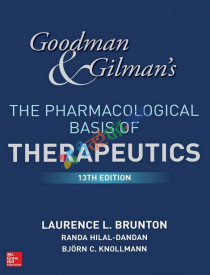 Goodman and Gilman's The Pharmacological Basis of Therapeutics (Color)
