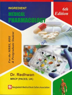 Ingredient Medical Pharmacology