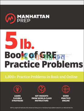 Manhattan Prep 5 lb Gre Practical Problems