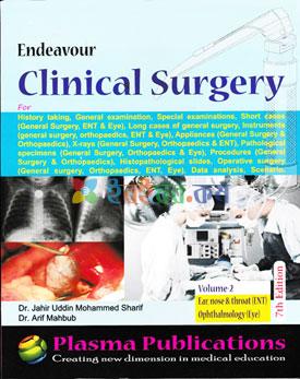 Endeavour Clinical Surgery