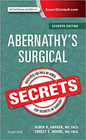 Abernathy's Surgical Secrets (B&W)
