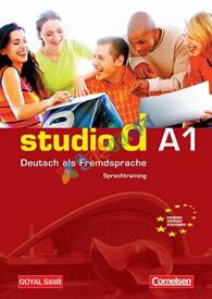 Studio D A1 Deutsch als Fremdsprache Sprachtraining (B&W)