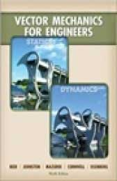 Vector Mechanics for Engineers- Statics and Dynami