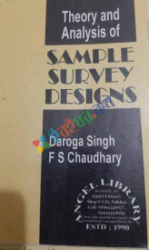 Theory and Analysis of Sample Survey Designs