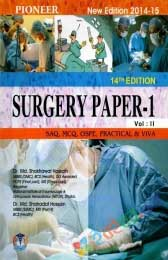 Pioneer Surgery Paper I