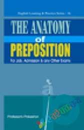 The Anatomy of Preposotion