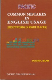 Pacific Common Mistakes in English Usage