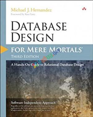Database Design for Mere Mortals (eco)