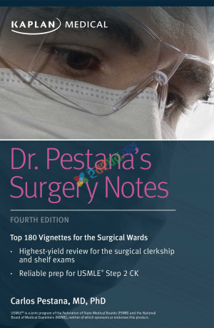Dr. Pestana's Surgery Notes (Color)