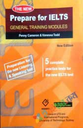 Prepare for IELTS (Training)