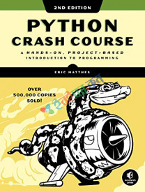 Python Crash Course (B&W)
