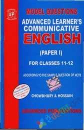 Model Questions Advance Learners Communicative Eng