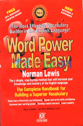 Word Power Made Easy (Indian Print)