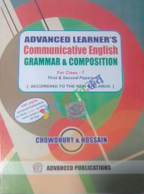 Advanced Learner's Communicative English Grammar & Composition Class-7