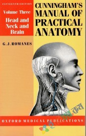 Cunningham's Manual of Practical Anatomy Volume-3