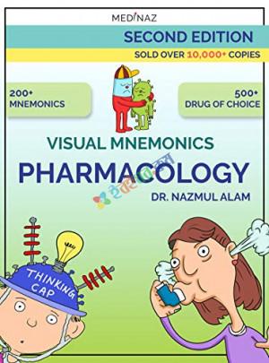 Visual Mnemonics Pharmacology (Color)