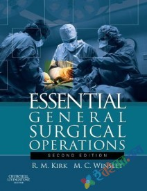 Kirk's Essential General Surgical Operations (B&W)