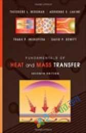 Fundamentals of Heat and Mass Transfer (eco)