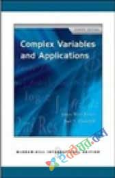Complex Variables and Applications (eco)