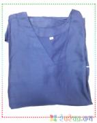 O.T Dress (Navy Blue-38, Thailand Toray Fabrics)