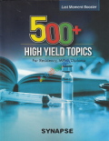 500+ High Yield Topices For Residency, Mphil, Diploma