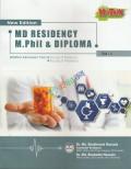 Matrix MD Residency M.Phil & Diploma (Volume-1-6)