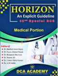 Horizon An Explicit Guidline 42nd Special BCS (Medical Portion)
