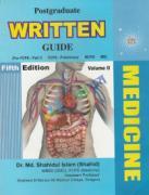Post Graduate Written Guide Medicine Vol-2
