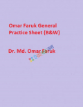 Omar Faruk General Practice Sheet (B&W)