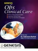 Genesis Obs Clinical Care