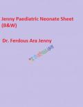 Jenny Paediatric Neonate Sheet (B&W)